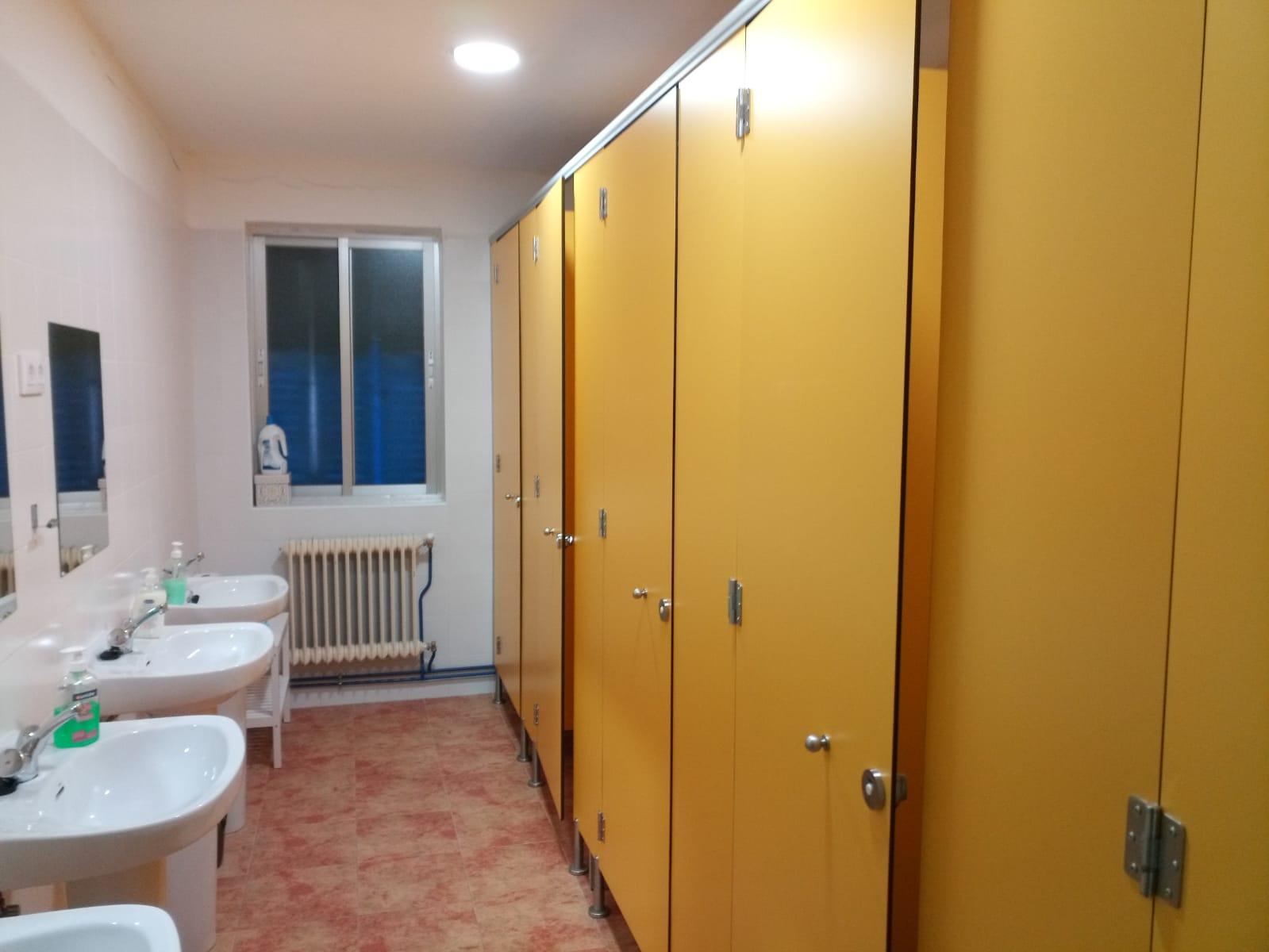 Baños y duchas
