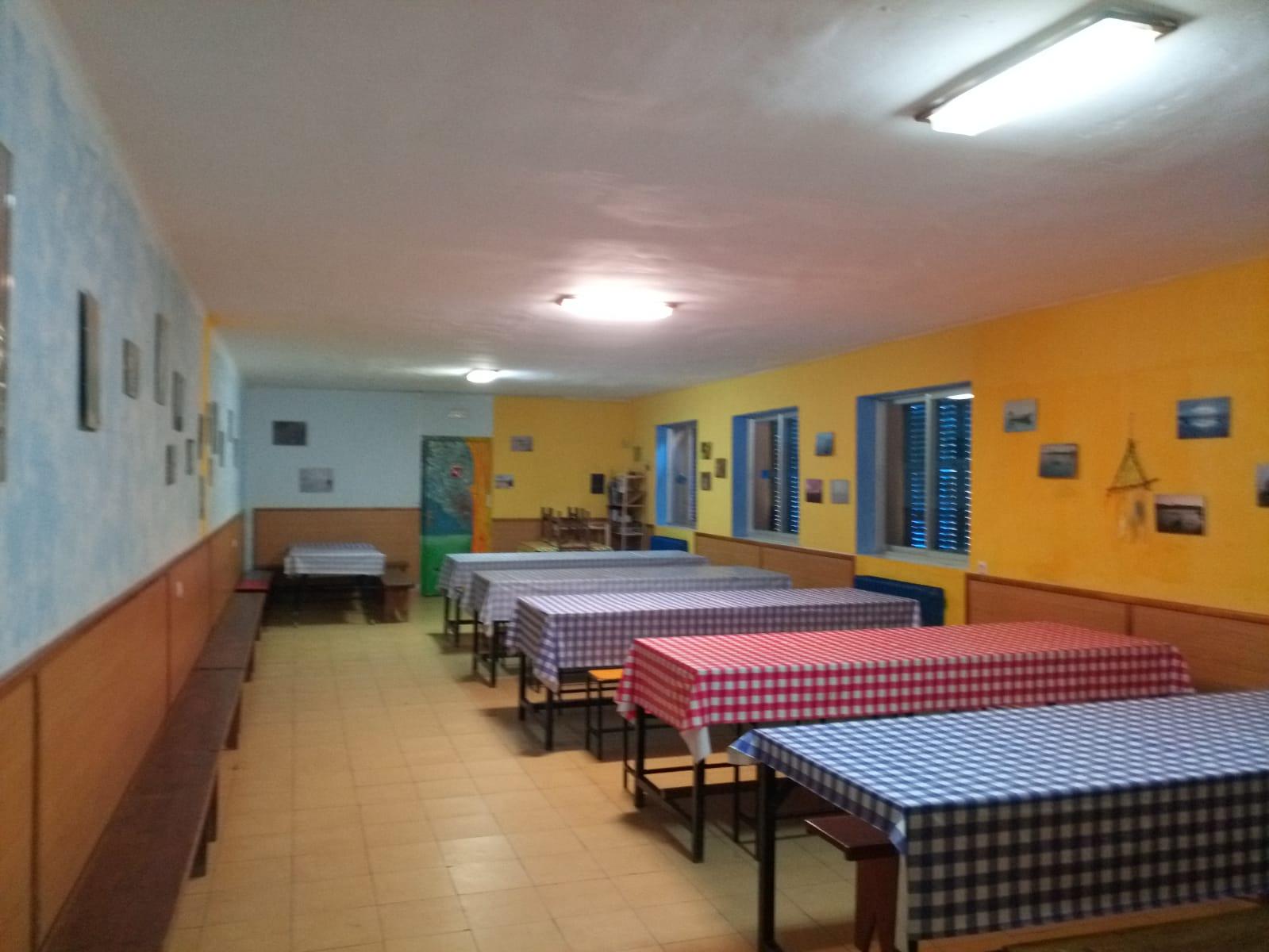 Comedor-sala usos multiples